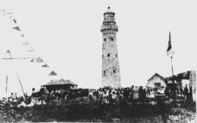 the-opening-of-the-bluff-lighthouse-in-1867